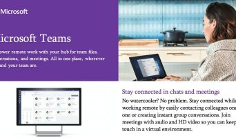 Microsoft Teams - Key Features