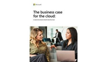 The Business Case for the Cloud