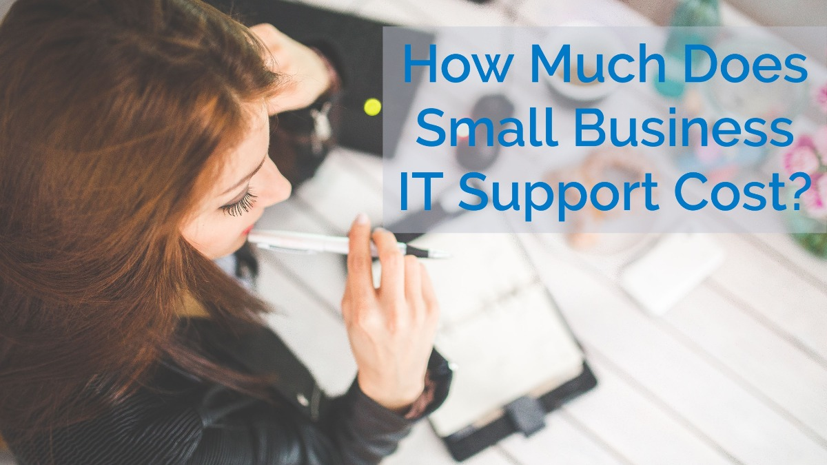 How Much Does Small Business IT Cost?